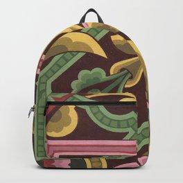 Christopher Dresser Tile 6 Backpack