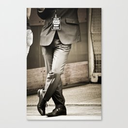 GQ-ish Canvas Print