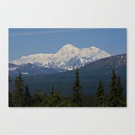 McKinley Canvas Print