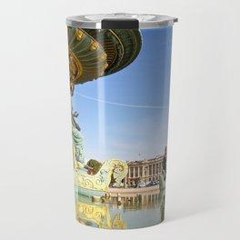 Place de la Concorde Travel Mug