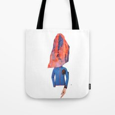 Normal Life · Mountain High Tote Bag