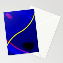 Life's light and dark sides ... Stationery Cards