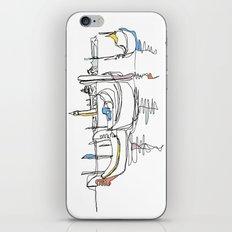 Gondolas iPhone & iPod Skin
