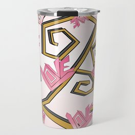 Love Blossoms 1 Travel Mug