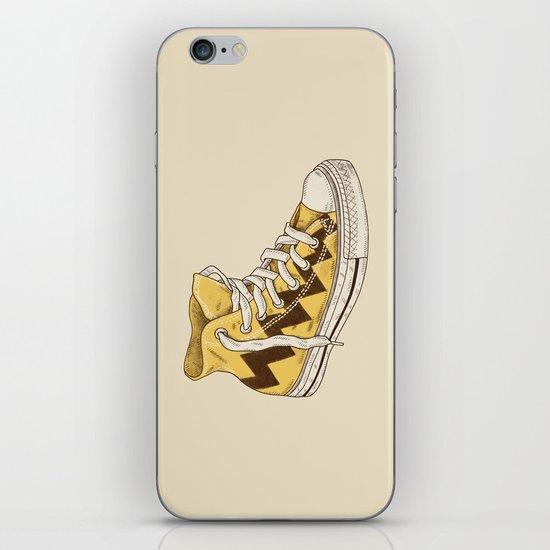 Chuck iPhone Skin