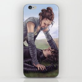 Reylo - Fight iPhone Skin