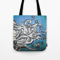 Whirl Wind  Tote Bag