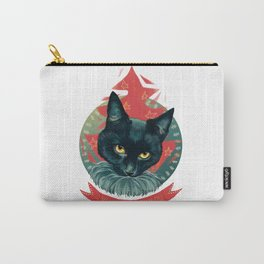Merry Christmeow !  Carry-All Pouch