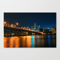 Bridgetown Canvas Print