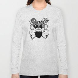 Rock Out Monkey Boy Long Sleeve T-shirt