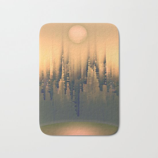 Reversible Space III Bath Mat