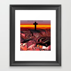 Amen Framed Art Print