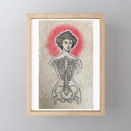 Tightlace Framed Mini Art Print