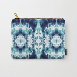 Celestial Nouveau Tie-Dye Carry-All Pouch