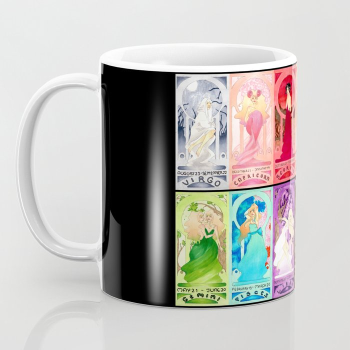 Zodiac Collection Coffee Mug
