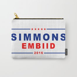 simmons embiid Carry-All Pouch
