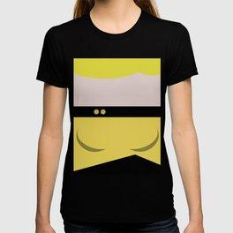 Tasha Yar - Minimalist Star Trek TNG The Next Generation  Lieutenant startrek Trektangles T-shirt