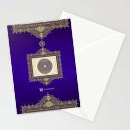 Fatimid of Egypt (909-1171) Stationery Cards