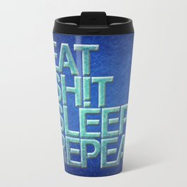 The Meaning of Life Travel Mug