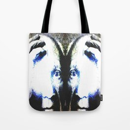 P the CASSO «the body in the middle» Tote Bag