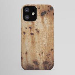 Rust at it's best iPhone Case