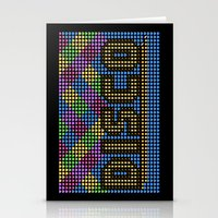 disco Stationery Cards featuring Disco by BudgieTV