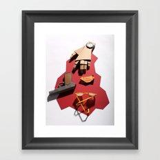 Dillinger Framed Art Print