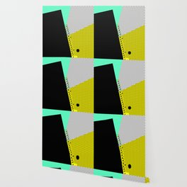 """""""Pop time"""" geometric abstract Wallpaper"""