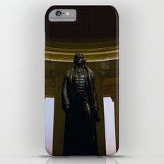 Thomas Jefferson @ his Memorial in Washington DC Slim Case iPhone 6 Plus