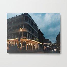 Seaport Metal Print