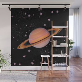 Space Case Wall Mural