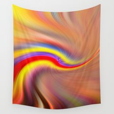 Cupcake Twirl Wall Tapestry