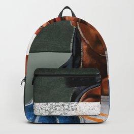 Durag, No Bonnet Backpack