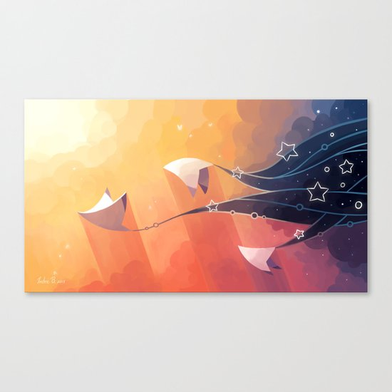 Nightbringer Canvas Print