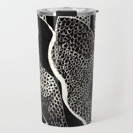 doodle cancer Travel Mug
