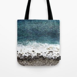 Ocean blue - Madeira Tote Bag