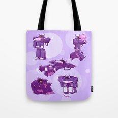Shockwaves! Tote Bag