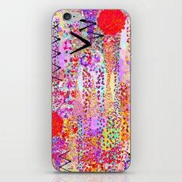 Dance Dots iPhone Skin