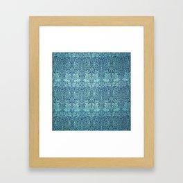 """William Morris """"Brer rabbit"""" 1. Framed Art Print"""