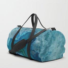 Agate Crystal Slice Duffle Bag