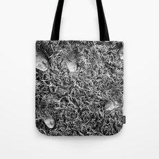 Alien Collective B & W Tote Bag