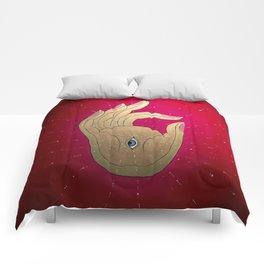 Mudra Comforters