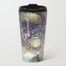 Totor o's Paradise Metal Travel Mug