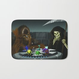 Let the Wookie Win Bath Mat