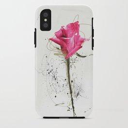 rose5 iPhone Case