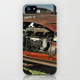 Massey Harris 744D iPhone Case