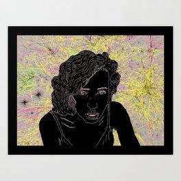 World Wide Web Art Print