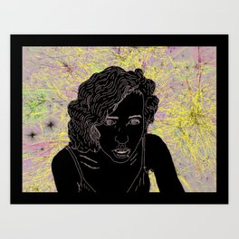 World Wide Web Art Print