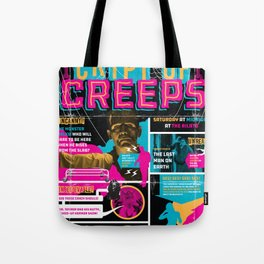 Spook Show Tribute Poster 04 Tote Bag