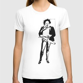 look who's coming! T-shirt